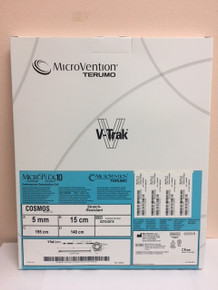Microvention 8210-0515 Microplex 10 Endovascular Embolization Coil 5mm x 15cm