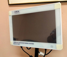 CS-1000 CIRCA Temperature Monitoring System (Touch Screen Display, Pole Mount included)