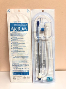CL-07811 8Fr. 11 cm  Super Arrow-Flex  Sheath Introducer Sets without Wire Guides
