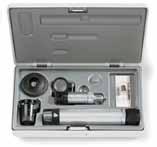 HEINE C-265.20.420 HSL 150 Hand-held Slit Lamp Set: BETA NT Handle (NiMH), NT 300 charger, hard case