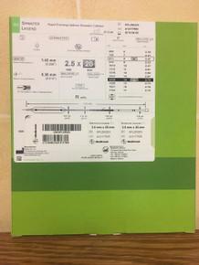 SPL25020X-EXP Medtronic Sprinter Legend Rapid Exchange Balloon Dilatation Catheter