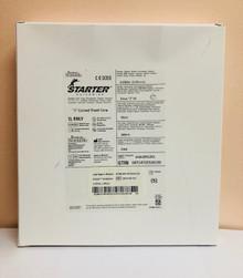 """Boston Scientific M001491201 Starter™ Guidewire, J Curved Fixed Core  0.035"""" x 180cm, Taper 10cm. Box of 5"""