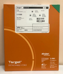 M0035422540 542254 Target  360 Ultra Detachable Coil 2.5mm x 4cm Detachable Coils