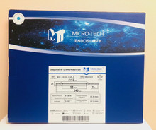 BD20361  Balloon Dilation 12mm 5.5cm Single-Stage With Guidewire Ea 1252696   Micro-Tech Endoscopy Usa Inc -