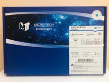 Micro-Tech  BF40201 Forcep Biopsy Alligator 230cm 2.8mm Standard Blue Single-Use. Box OF 10