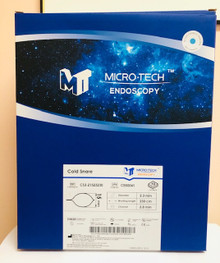 Micro-Tech CS50041 Snare Polypectomy Cold Thin Wire Oval 15mm 230cm 2.8mm. 10/Box