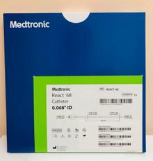 """Medtronic REACT-68 Catheter 0.068"""" x 132cm"""