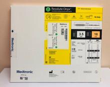 RONYX35018UX 3.5x18 Resolute Onyx Drug-Eluting Stent 3.5mm x 18mm