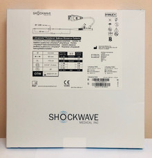 M732LPBC 4060DX1 M5IVL4060 IVL Catheter, 4.0x60 mm Shockwave M 5 IVL Catheter, 4.0x60 mm