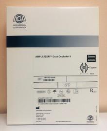 Abbott 9-PDA2-05-04 AMPLATZER™ Duct Occluder II 5mm x 4mm x 11mm, 5F; 90° Curve