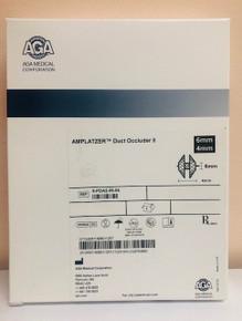 Abbott 9-PDA2-06-04 AMPLATZER™ Duct Occluder II 6mm x 4mm x 12mm, 5F; 90° Curve