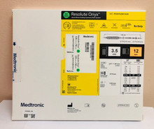 Medtronic RONYX35012UX Resolute Onyx Drug-Eluting Stent 3.5mm x  12mm
