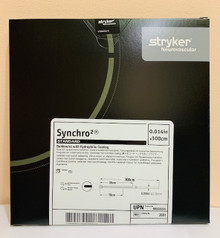 2651 Synchro2 Guidewires M00326510  Exchange Length, Standard,  300cm Total Length, 35cm Distal Segment. 1 each