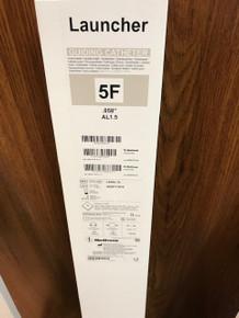 """LA5AL15 Launcher Guide Catheter 5Fr. .058"""" 100cm AL1.5"""