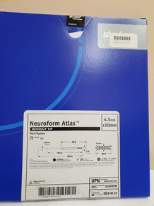 STRYKER SZAS4530 NeuroForm Atlas™ Stent System 4.5mm x 30mm without tip  Exp. 2024-01-23 (1) Exp. 2024-02-21 (1)