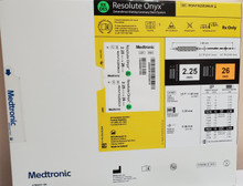 Medtronic RONYX22526UX Resolute Onyx™ Drug-Eluting Stent 2.25mm x 26mm