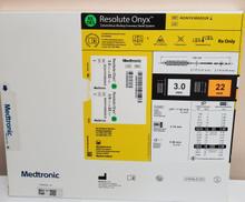 Medtronic RONYX30022UX Resolute Onyx™ Drug-Eluting Stent 3.00mm x 22mm