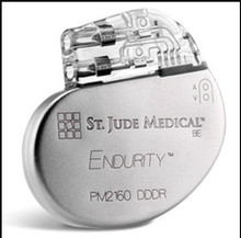 Pacemaker PM2160, Endurity DR, Dual Chamber