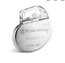 Pacemaker PM1240, Assurity SR - RF, Single-chamber pulse generator with RF telemetry, Connector Type IS-1