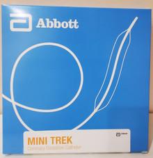 Abbott 1012270-15, Mini Trek Coronary Dilatation Catheter, 2.00 mm X 15 mm X 145 cm, box of 01
