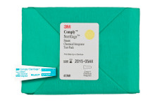3M 41360 Comply™, SteriGage™, Sterilization Chemical Integrator Pack Steam 2 Inch , Case of 64 (4 box of 16)