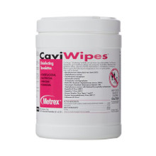 10-1090, Surface Disinfectant, CaviWipes1,  Alcohol Based, Wipe, 220 Count, NonSterile, Canister, Disposable, Alcohol Scent