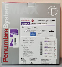 "3MAXC EXPIRED 2019-10, Penumbra System MAX, 3MAX Reperfusion Catheter 4.7Fr (0.062"") 3.8F (0.050 in) 0.035 in (0.89 mm) 153cm 157cm (3MAXC EXPIRED 2019-10)"