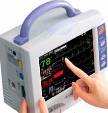 Nihon Kohden Lifescope BSM- 2301a Patient Monitor