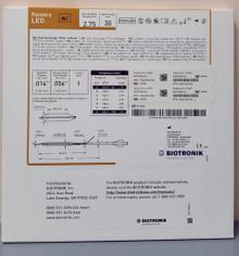 BIOTRONIK 367038 Pantera LEO Fast-Exchange PTCA Catheter 2.75 mm x 30 mm, Box of 01