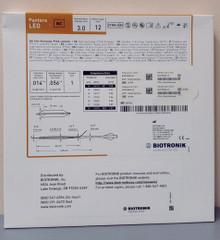 BIOTRONIK 367006 Pantera LEO Fast-Exchange PTCA Catheter 3.0 mm x 12 mm, Box of 01
