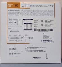 BIOTRONIK 367017 Pantera LEO Fast-Exchange PTCA Catheter 3.0 mm x 15 mm, Box of 01