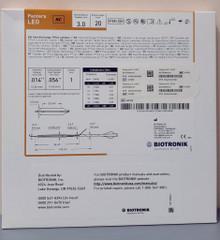 BIOTRONIK 367028 Pantera LEO Fast-Exchange PTCA Catheter 3.0 mm x 20 mm, Box of 01
