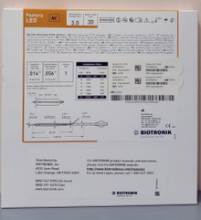 BIOTRONIK 367039 Pantera LEO Fast-Exchange PTCA Catheter 3.0 mm x 30 mm, Box of 01
