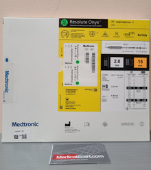 Medtronic RONYX20015UX Resolute Onyx™ Drug-Eluting Stent 2.0mm x 15mm
