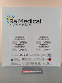 DABRA 1222-5000-01 Expired 2020-08, Catheter, Tip Diameter 5 FR, Working Length 150 Cm, Box of 01