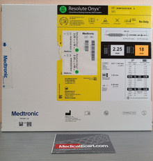 Medtronic RONYX22518UX Resolute Onyx™ Drug-Eluting Stent 2.25mm x 18mm. Box of 01