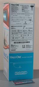 """Bard HLO51018FH Halo One™ Thin-Walled Guiding Sheath 5Fr x 10cm, 0.018"""" guidewire. Box of 05 HL051018FH"""