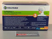 47107 Halyard ™ Fluidshield® Fog-Free Surgical Mask