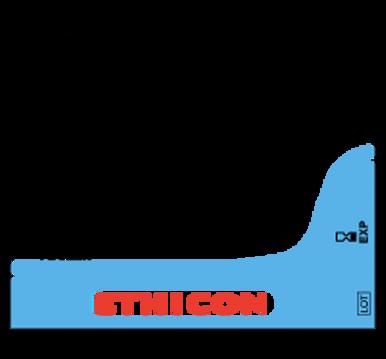 Ethicon 8635G PROLENE® Polypropylene Suture