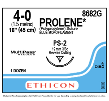 Ethicon 8682G PROLENE® Polypropylene Suture