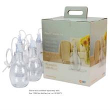 Becton Dickinson 50-0071, PleurX® Dainage Catheter Starting Kit, Dry Suction, 1000 mL vacuum bottle. Case with 04