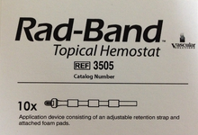 3505 Rad-Band Topical Hemostat
