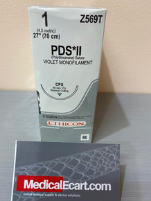 Ethicon Z569T PDS II Suture