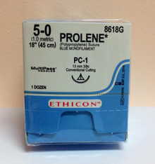 Ethicon 8618G PROLENE® Polypropylene Suture