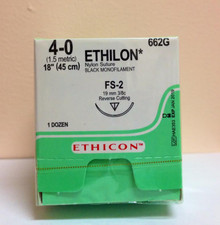 Ethicon 662G EXPIRE 2019-01 ETHILON Suture