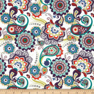 Wild Patch Paisley