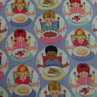 Let's Eat Fabric