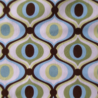 Groovy Spa Fabric