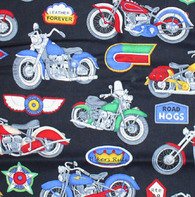 Road Hogs Fabric