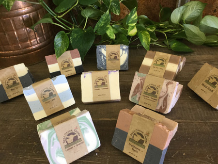 Bone Creek Farms Goat Milk Soap